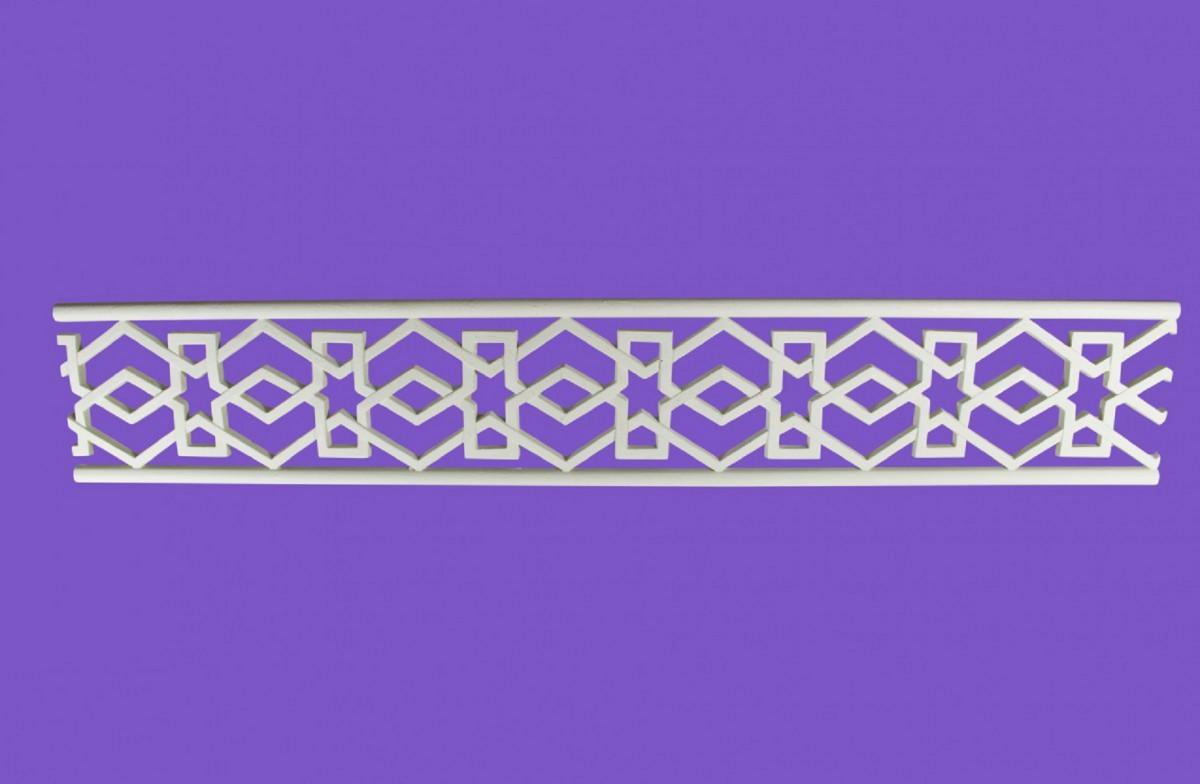 Cornice White Urethane Sample of 11727 23.5 Long Cornice Cornice Moulding Cornice Molding