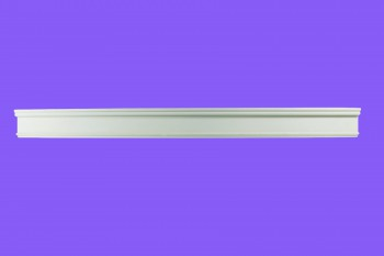 "spec-<PRE>Crown Molding White Urethane  94"" L  Charlottes Simple </PRE>"
