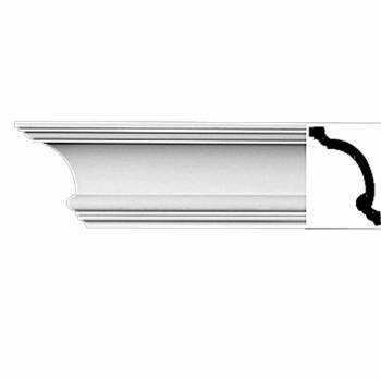 <PRE>Cornice White Urethane 4 1/2inch H Hilton Head Simple </PRE>zoom1