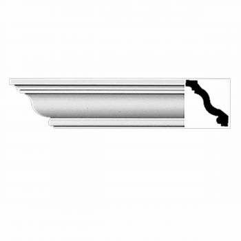 <PRE>Cornice White Urethane  96inch L  Radford Simple </PRE>zoom1