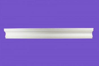 <PRE>Cornice White Urethane Sample of 11743 24&quot; Long </PRE>