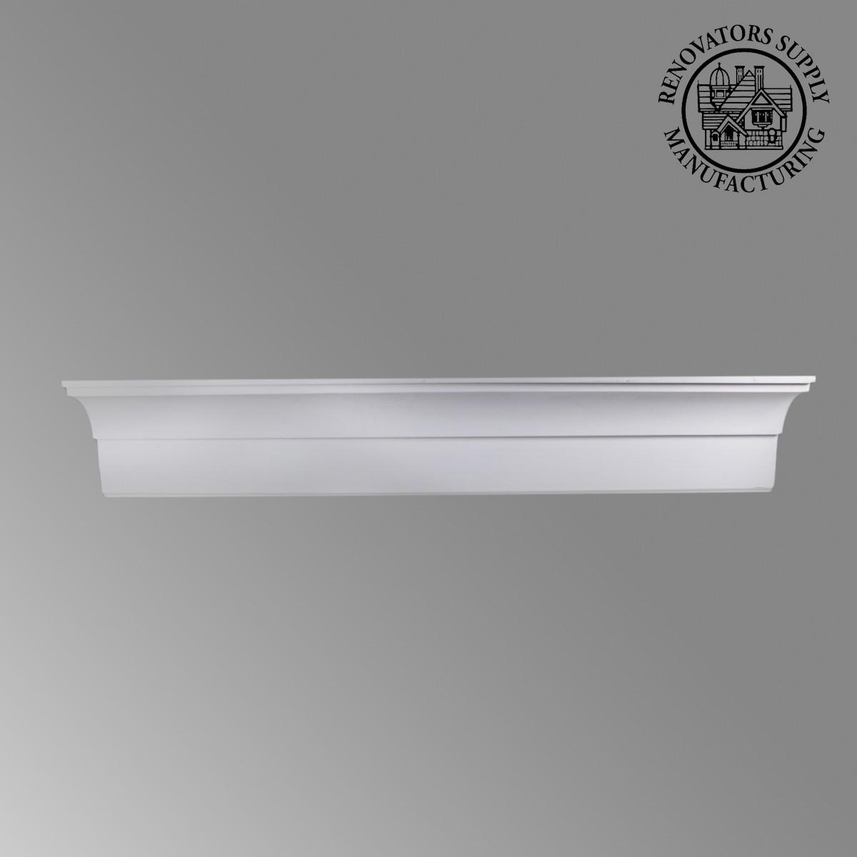 Cornice White Urethane Sample of 11766 23.5 Long Cornice Cornice Moulding Cornice Molding