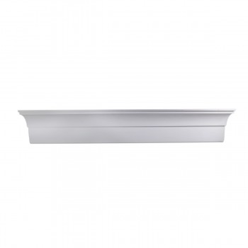 <PRE>Cornice White Urethane  94inch L  Waldorf Simple </PRE>zoom1