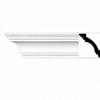 <PRE>Cornice White Urethane 3 1/4&quot; H Persephone Simple </PRE>