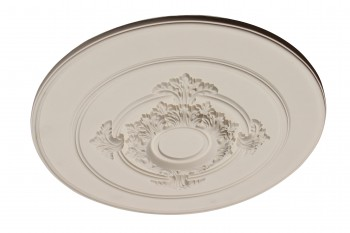Ceiling Medallion White Urethane 17