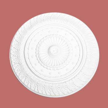 <PRE>Ceiling Medallion White Urethane 26inch Diameter </PRE>zoom2