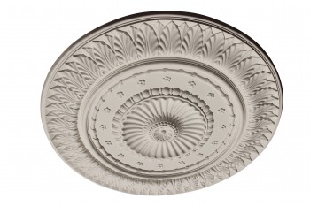 Ceiling Medallion White Urethane 26 Diameter