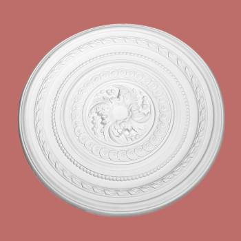 Ceiling Medallion White Urethane 26 Diameter Light Medallion Light Medallions Lighting Medallion