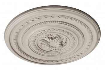 Ceiling Medallion White Urethane 26