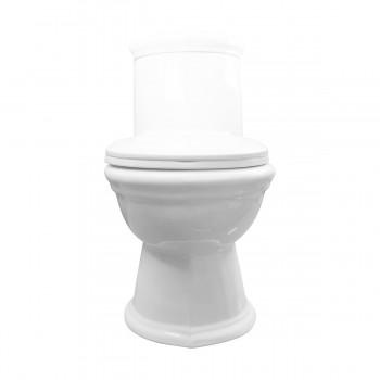 <PRE>Renovator's Supply Child Small Dual Flush White Toilet Round</PRE>zoom3