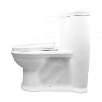 <PRE>Renovator's Supply Child Small Dual Flush White Toilet Round</PRE>zoom4