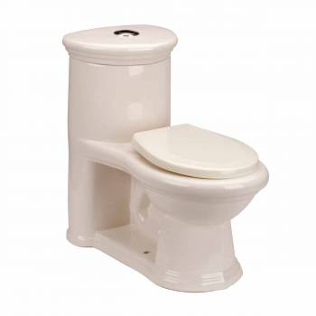 Child's Toilet Bone Round Small Toilet11838grid