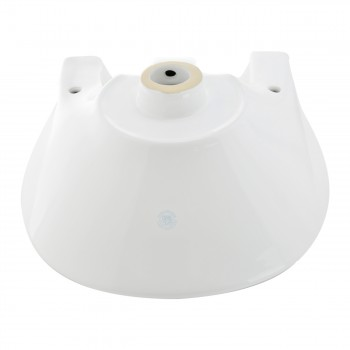 <PRE>Renovator's Supply 11863 White Bathroom Pedestal Sink</PRE>zoom6