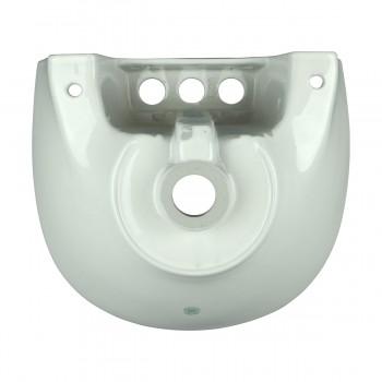 <PRE>Child Sized Smallest Pedestal Sink Grade A Vitreous Bone China </PRE>zoom6