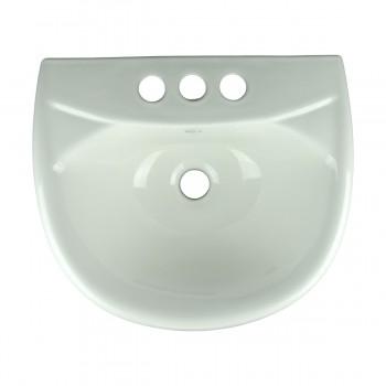 <PRE>Child Sized Smallest Pedestal Sink Grade A Vitreous Bone China </PRE>zoom9