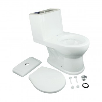 <PRE>Child's White Ceramic Round Small Toilet</PRE>zoom8