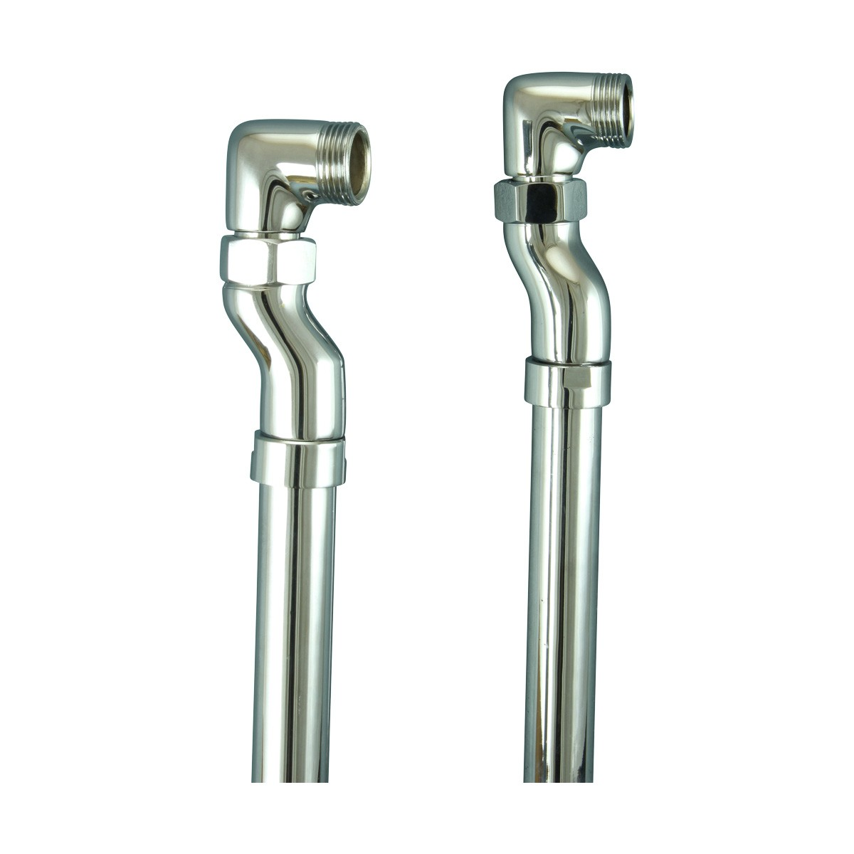 Freestanding Clawfoot Tub Faucet Parts Supply Line Chrome Supply Line Supply Lines Bathroom Supply Line
