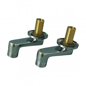 <PRE>Adjustable Swing Arm Coupler Wall Mount Tub Faucet Parts </PRE>zoom9