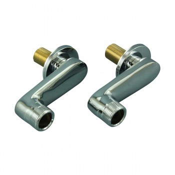 <PRE>Adjustable Swing Arm Coupler Wall Mount Tub Faucet Parts </PRE>zoom12