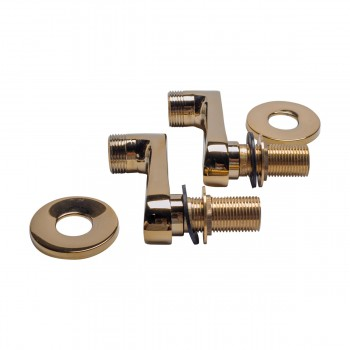 <PRE>Adjustable Swing Arm Coupler Wall Mount Tub Faucet Parts </PRE>zoom3