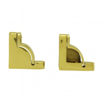 <PRE>Bright Brass Carpet Rod Holder for Stair Runner 39 5/8 Inch Length Set of 13</PRE>zoom8