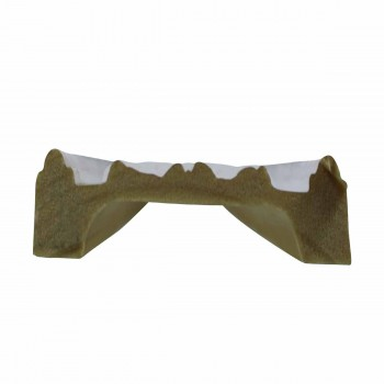 Cornice White Urethane  94 L  Ivy Leaf Cornice Cornice Moulding Cornice Molding