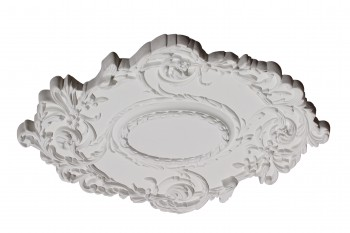 Ceiling Medallion White Urethane 21