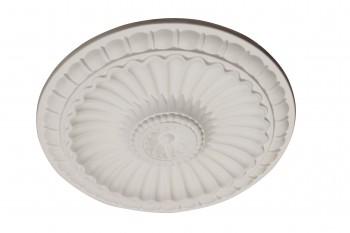 Ceiling Medallion White Urethane Primed 11 1/4