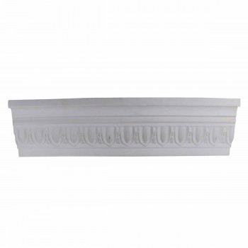 Ornate Cornice White Urethane  94 58 L  Emperial Cornice Cornice Moulding Cornice Molding