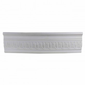 Ornate Cornice White Urethane  94 5/8