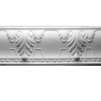 Cornice White Urethane  79 38 L  Autumn Melody Classy Cornice Molding Decorative White Crown Molding Simple Ceiling Cornice Molding