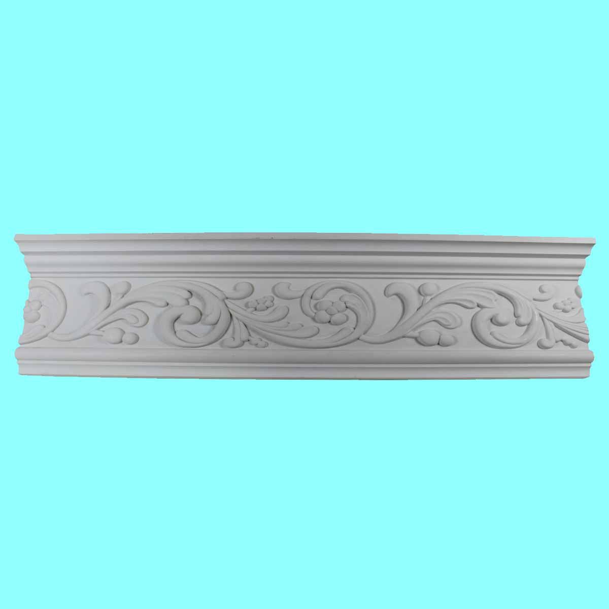 Cornice White Urethane Sample of 12369 24 Cornice Cornice Moulding Cornice Molding