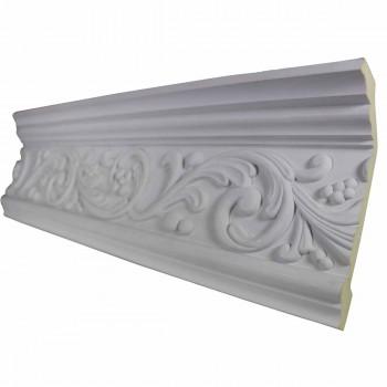 Cornice White Urethane  78 58 L  Somber Water Classy Cornice Molding Decorative White Crown Molding Simple Ceiling Cornice Molding