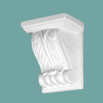 Decorative Vintage Wall Fireplace Corbel White Urethane Corbel Corbels Urethane Corbel