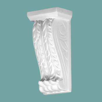 White Urethane Victorian Fireplace Wall Corbel Corbel Corbels Urethane Corbel