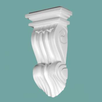 Vintage Fireplace Wall Victorian Corbel White Urethane Corbel Corbels Urethane Corbel
