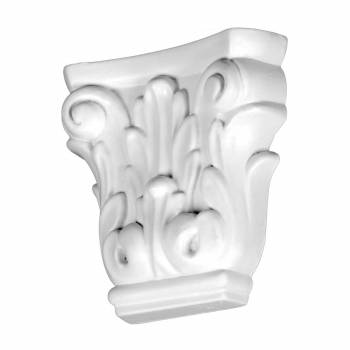 Corbel 4 1/4 in. H x 2 1/4 in. bottom W