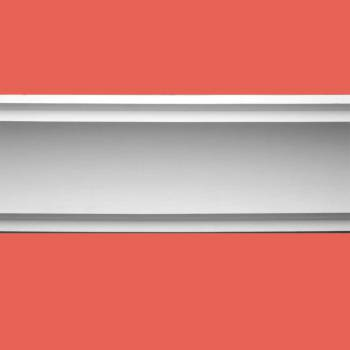 "spec-<PRE>Cornice White Urethane 10 5/8"" H Antebellum Simple </PRE>"