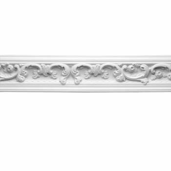 Cornice White Urethane 4 78 H Gilson Ornate
