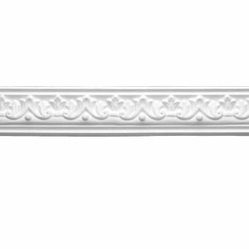 Ornate Cornice White Urethane  95