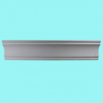 <PRE>Cornice White Urethane Sample of 12411 24inch </PRE>zoom6