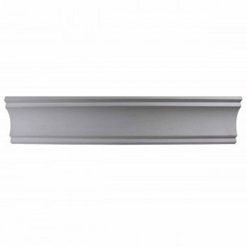 Cornice White Urethane  94 L  Jackson Simple Decorative White Cornice Molding White Cornice Molding Simple Ceiling Crown Molding
