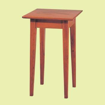 <PRE>Lamp Table Heirloom Pine Canterbury End Table Living Room 25 Inch Height</PRE>zoom2