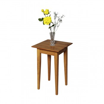 <PRE>Lamp Table Heirloom Pine Canterbury End Table Living Room 25 Inch Height</PRE>zoom9