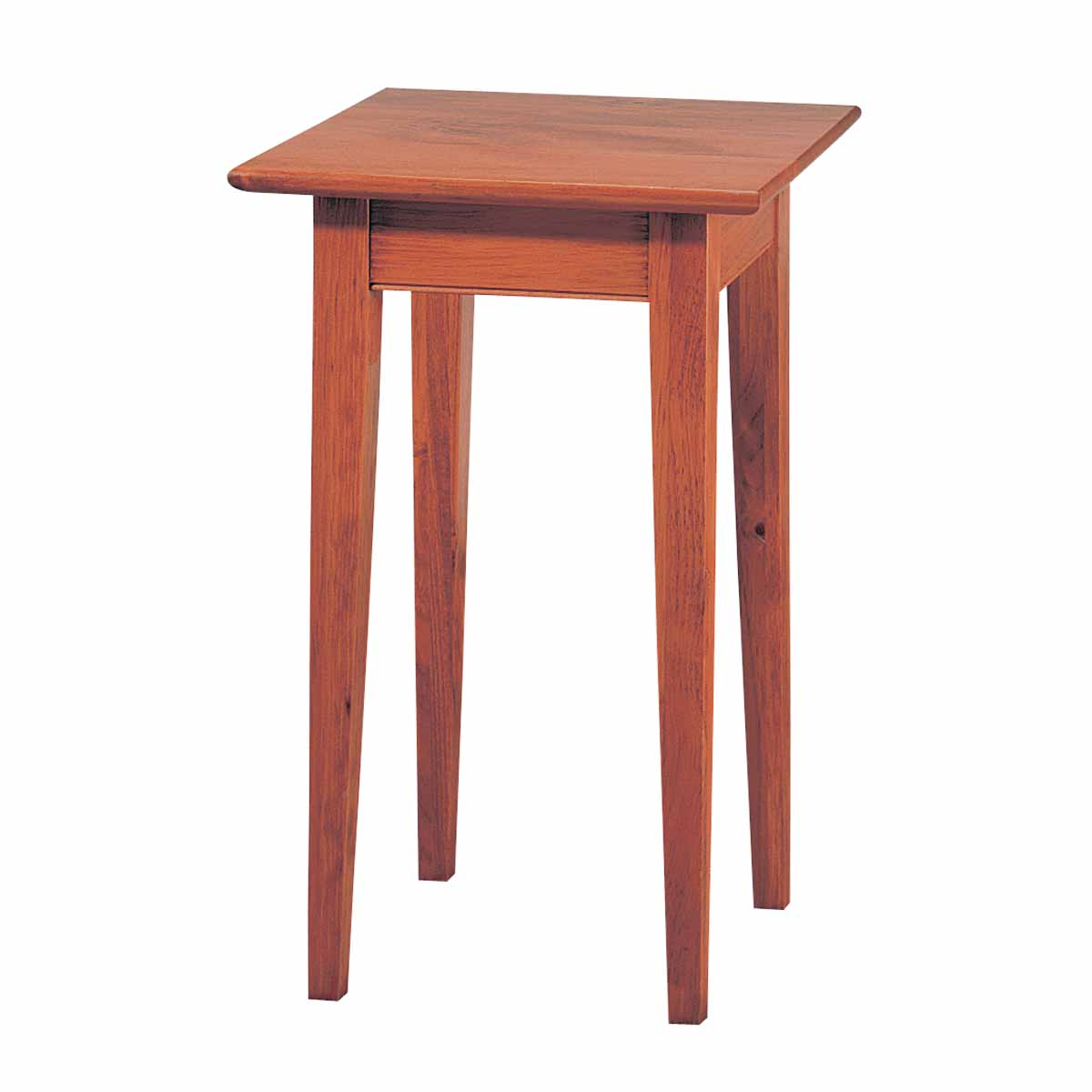 Lamp Table Heirloom Pine Canterbury End Table Living Room 25 Inch Height