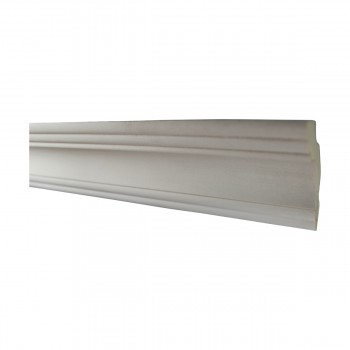 <PRE>Cornice White Urethane Sample of 11457 24inch Long </PRE>zoom3