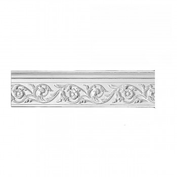 Cornice White Urethane Sample of 1050119.75 Long Cornice Cornice Moulding Cornice Molding