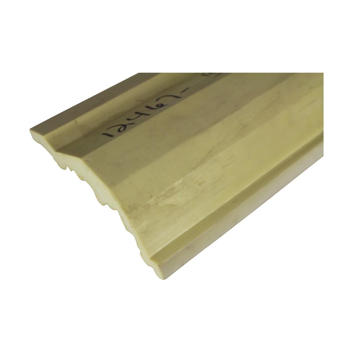 Cornice White Urethane Sample of 10503 23.25 Long Cornice Cornice Moulding Cornice Molding