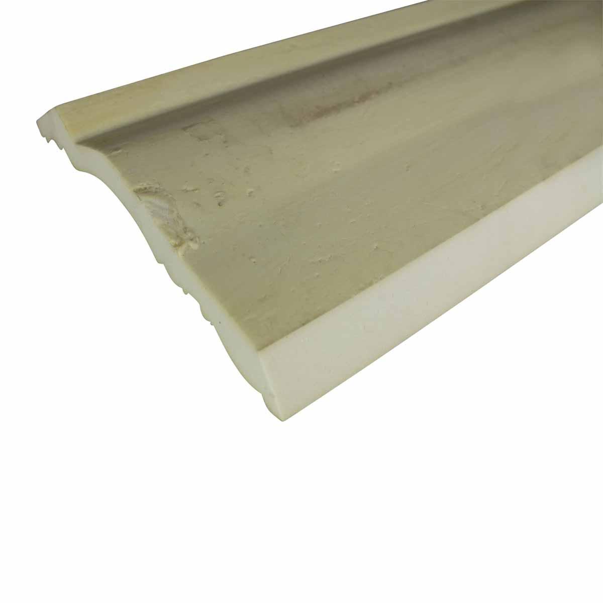 Cornice White Urethane Sample of 10980 23.5 Long Cornice Cornice Moulding Cornice Molding