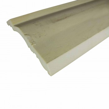 <PRE>Cornice White Urethane Sample of 10980 23.5&quot; Long </PRE>